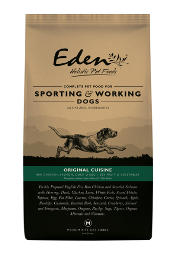 Eden Working Dog Original Cuisine